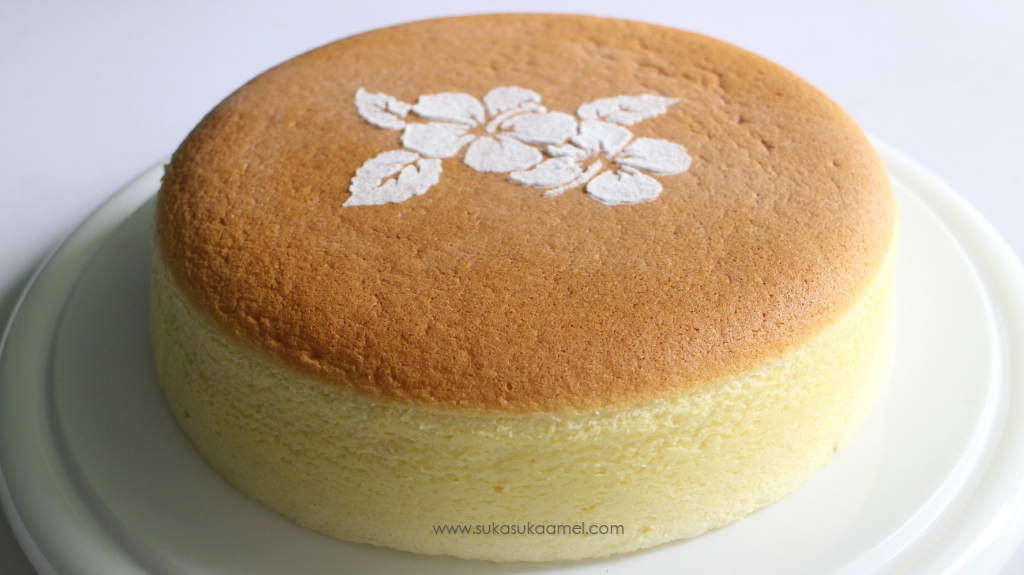 resep japanese cotton cheesecake