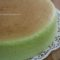 Resep Pandan Japanese Cotton Cheesecake